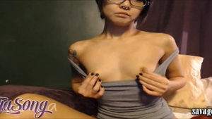 Petite babe wants good fucking
