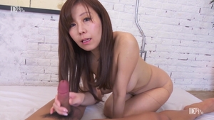 Fabulous japanese POV feet fetish in HD