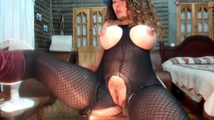 Hard fucking escorted by large boobs spanish mature