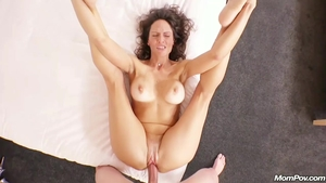 Orgasm alongside married woman