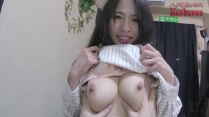 Large tits & incredible brunette in stockings POV plowed hard