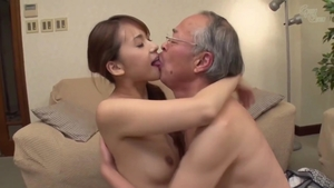 Asian MILF got her pussy smashed HD