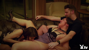 American swinger group sex