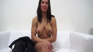 Solo sweet czech couple nailed hard