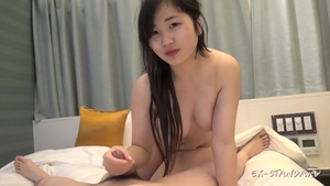 Uncensored sloppy fucking starring chubby asian student