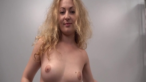 Big tits czech blonde hair wishes nailing