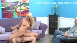 Stepmom Diana Doll has a passion for sloppy fucking