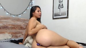 Nailed rough escorted by big ass colombian amateur