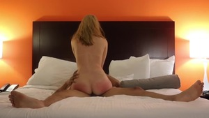 Amateur really likes sucking dick in HD